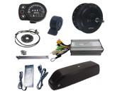 Комплект для сборки  электровелосипеда 500W с аккумулятором